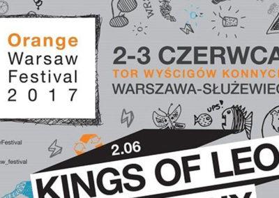 Dziesiąta edycja Orange Warsaw Festival