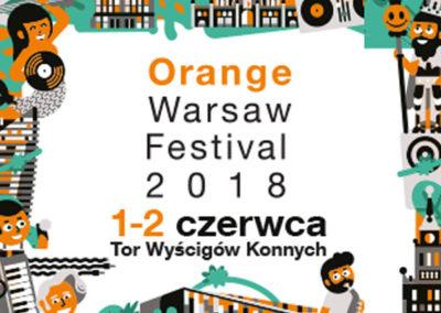 ORANGE WARSAW FESTIVAL 2018